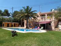 4 bed mountainview villa Javea