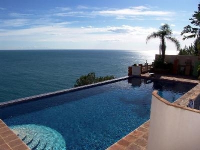 5 bed seaview villa