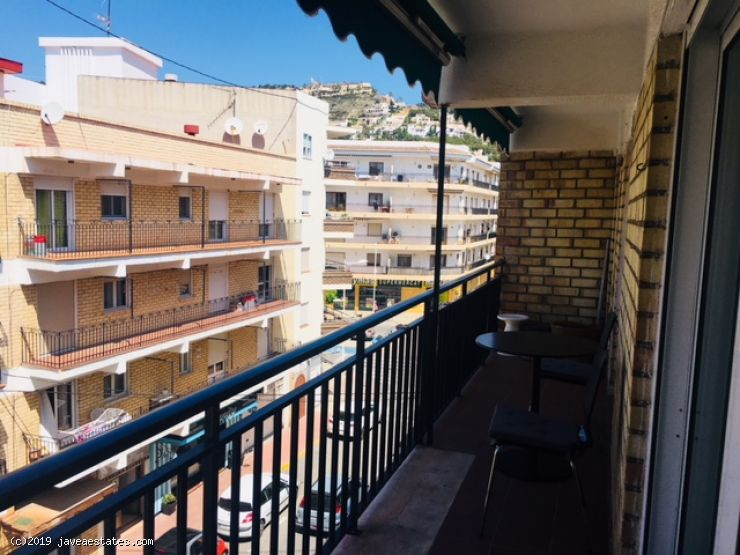 4 bedroom apartment in the port of Javea