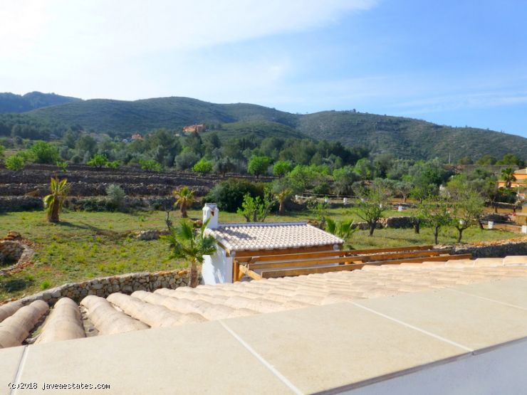 4 Bed villa, Lliber, Jalon Valley