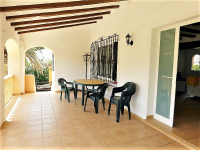 5 bed villa, with separate guest apartment, Adsubia, Jávea
