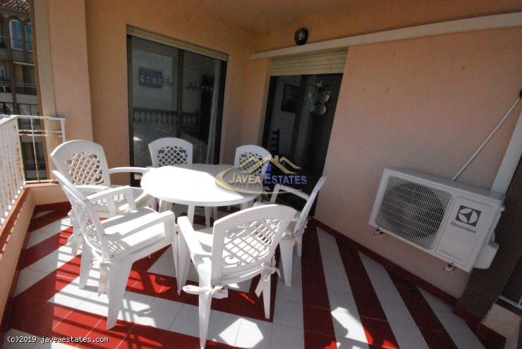 4 Bedroom apartment in Arenal for annual rent