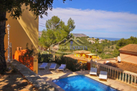 4 Bedroom villa in Javea for rent